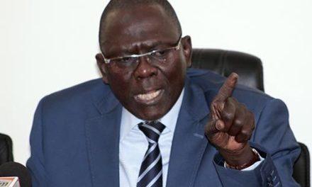 Moustapha Diakhaté s'oppose à la contre marche de l'Apr