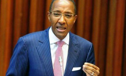 Abdoul Mbaye: «Ces résultats ne sont honteux que parce que faux»