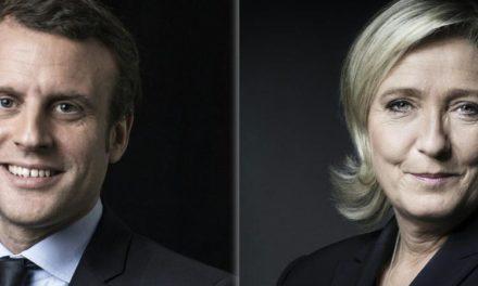 Débat du second tour pour la présidentielle : Jugé plus convaincant, Macron  conforte son avance sur Le Pen