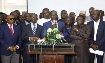 Législatives: Pourquoi l'opposition ne veut pas d'une modification de la loi électorale