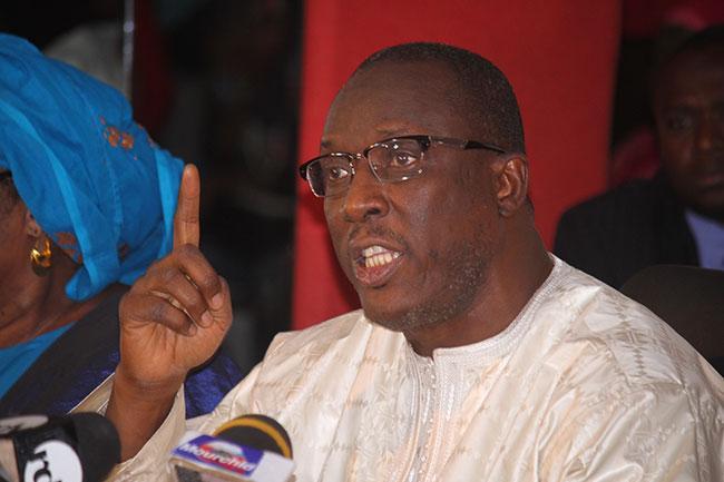 Cheikh Oumar Anne, directeur du COUD: «Sonko n'a pas encore réussi au concours de l'entrée en sixième»