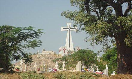Toussaint: des milliers de fidèles à Jotyo