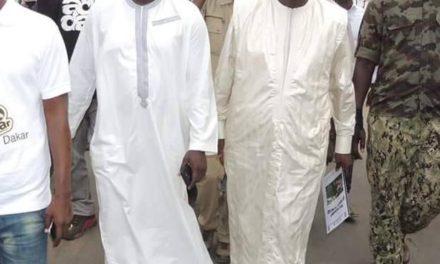 Nomination d'Amadou BA aux Affaires Etrangères, khadim Gadiaga remercie le Président Macky Sall au nom des Parcelles assainies