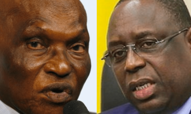 Retrouvailles Abdoulaye Wade-Macky Sall