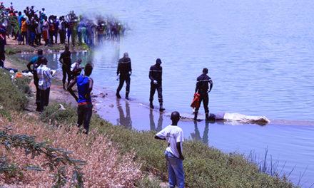 5 morts: bilan définitif de la série de chavirements de pirogues