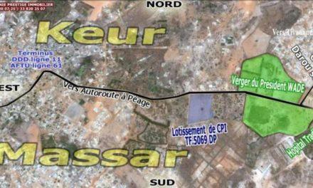 Keur Massar: une zone criminogène