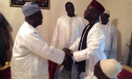 Malick Gakou chez Moustapha Niasse pour présenter ses condoléances