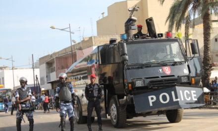 Mame Adame Guèye aux forces de sécurité: «Votre devoir est de défendre la République»