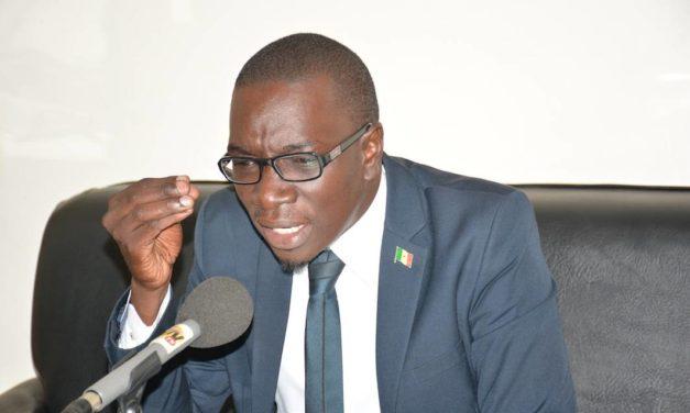 Moussa Bocar Thiam, Porte-parole adjoint du Ps: «Nous n'avons jamais demandé aux exclus de revenir dans le parti»