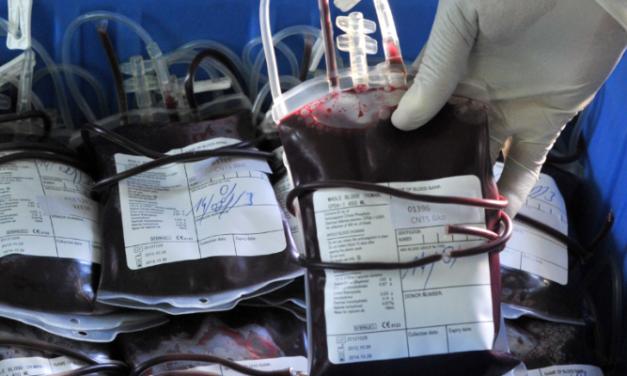 Don de sang: la banque de sang largement déficitaire de 50mil poches
