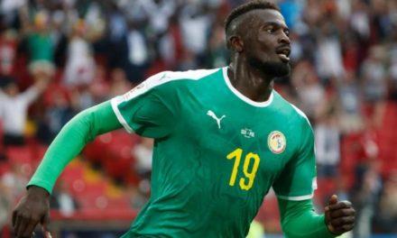 Football: Sénégal-Madagascar: 2-0, doublé de Mbaye Niang