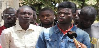 Franck Daddy Diatta, coordonnateur des étudiants de l'opposition à l'Ucad: «Cheikh Oumar Anne a révolutionné l'université sur le plan social»